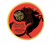 Willie's Cacao Dark Chocolate Praline Truffles